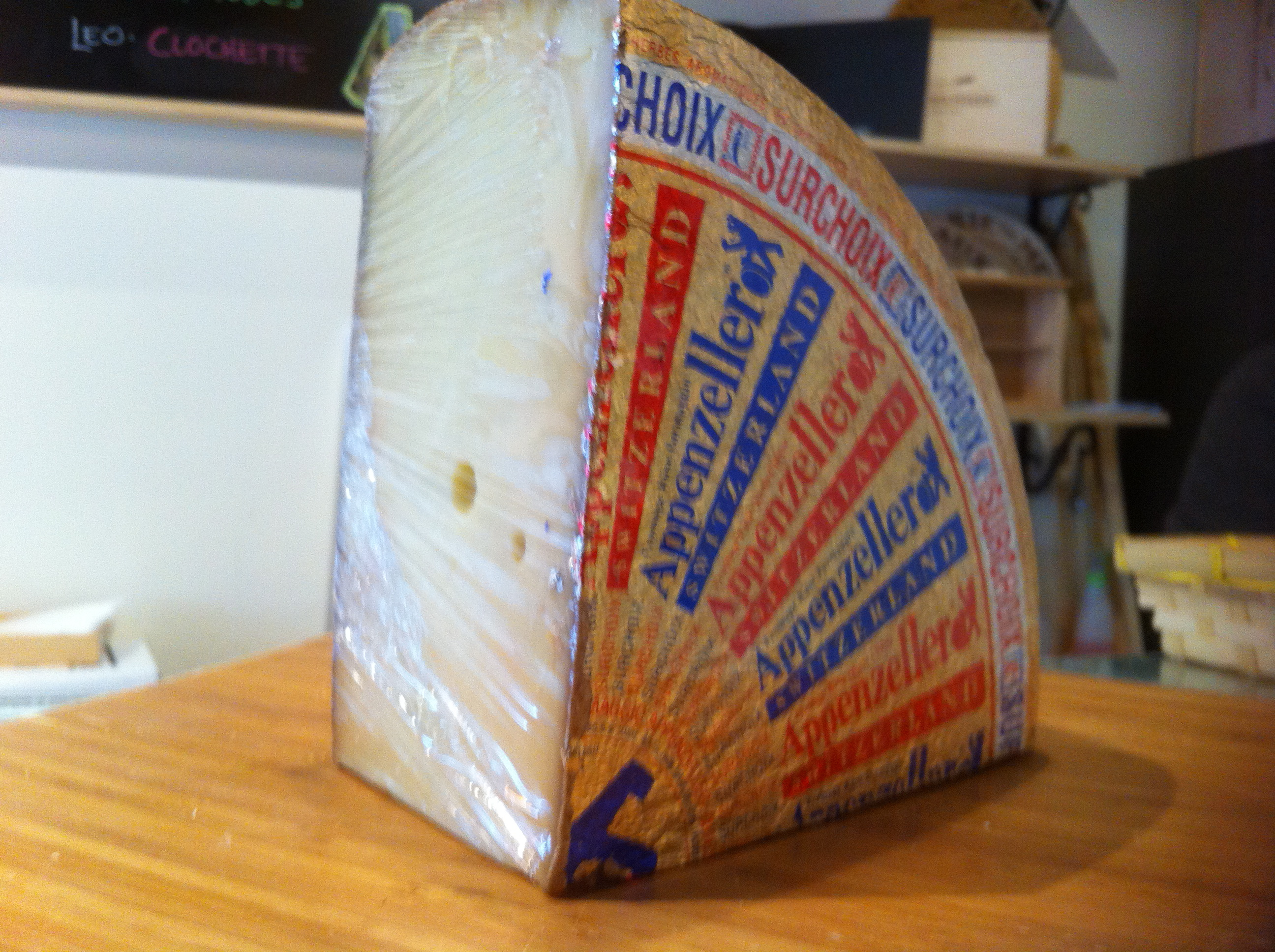 Day 75 Appenzeller Surchoix My Blog Of Cheese
